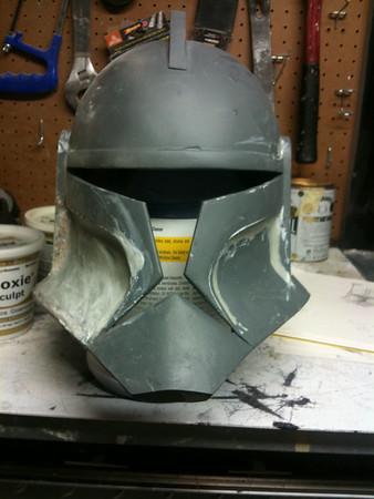 Clone Wars 2003 Helmet