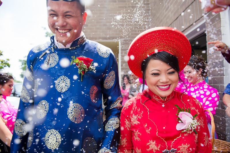 Mai and Chris - Wedding