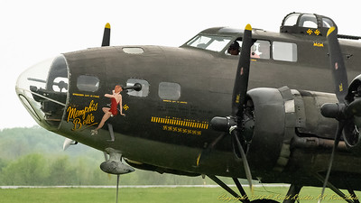 2018 Gathering of B-17's