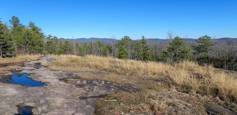 Cedar Rock Trail -- 3,060'