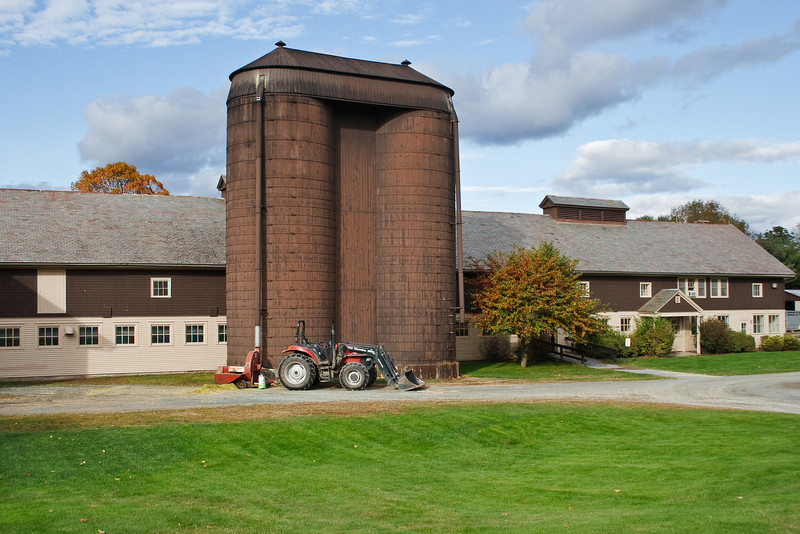 Billings Farm at Marsh-Billings-Rockerfeller NHP (photo by Kerry Brooks)