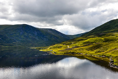 Mother's Highland Safari 2014 - Loch Callater and Loch Kander