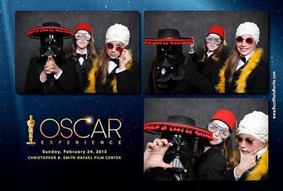 Oscar Experience 2013