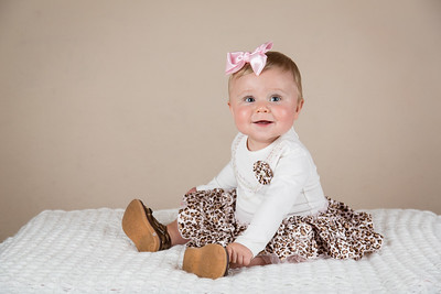 Jolie - 9 Months