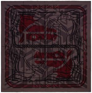 Imprimeur Fou Quadricube - CS140 - Dark grey Black Red - NWCT - 1603021555