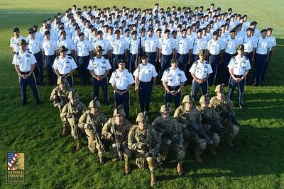 F/2-54, C/1-50, D/1-19 & A/2-54 Graduation Ceremony