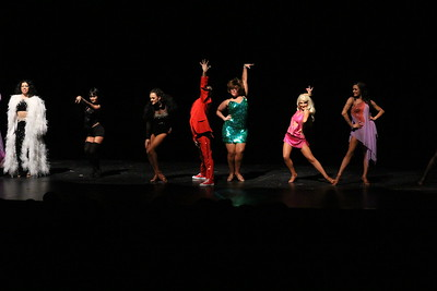 FA Pro Show- Divas 2016 Zoomed out