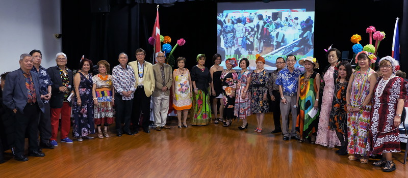 Filipino Seniors of Mississauga Dinner Dance 2018