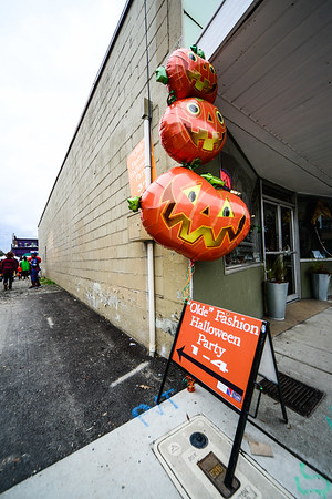 DownTown Olde Fashioned Halloween Pty