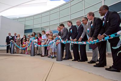 Maynard Children's Hospital Opening