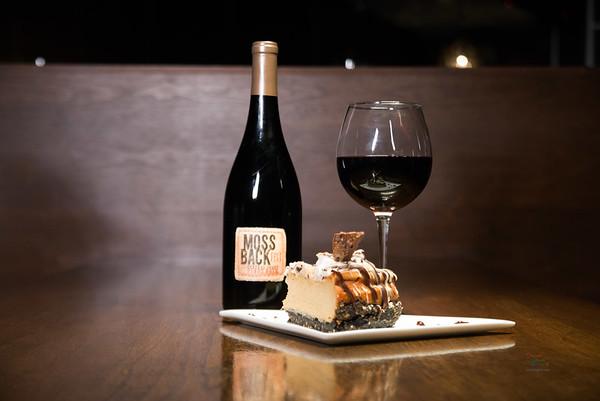 Suite food/wine shoot