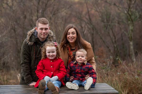 Catriona family Photo shoot