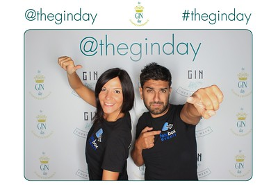 THE GIN DAY