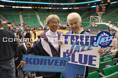 Jazz vs TrailBlazers Dec 11, 2008