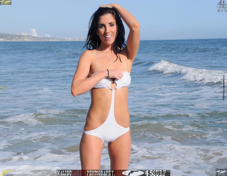 beautiful woman sunset beach swimsuit model 45surf 506.90..