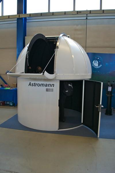 Astromann observatory