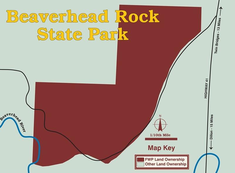 Beaverhead Rock State Park