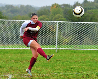 10.1.11 - NB Lady Lions Soccer vs. Our Lady of Sacred Heart (OLSH)