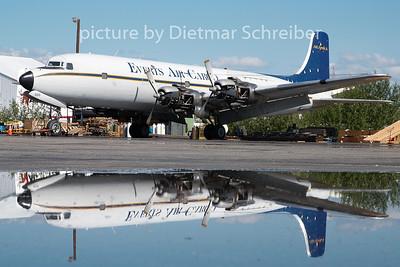 N555SQ Douglas DC6
