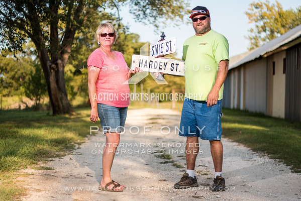 Ron and Shelli Hardey Green Acres MX
