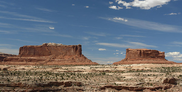 Canyonlands & Deadhorse & Arches