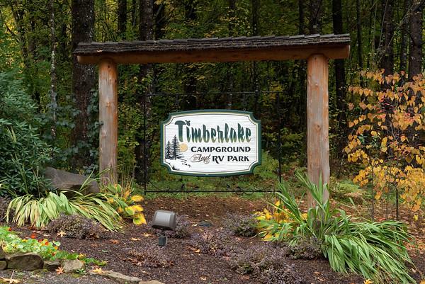 Timberlake RV Park, WA