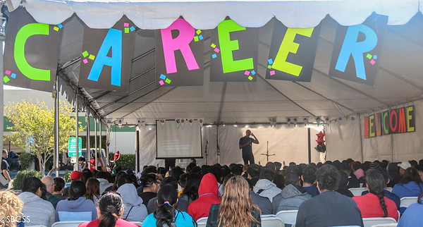 20190412 Career Day at CRY-ROP