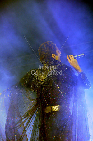 Perry Farrell, Voodoo Music Festival 2009.