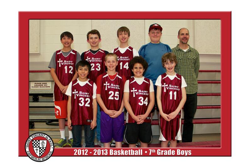 St. Vincent Basketball