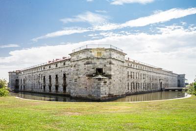 Delaware City - Fort Delaware