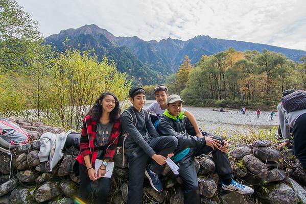 Grade 7 Expedition Norikura, Nagano