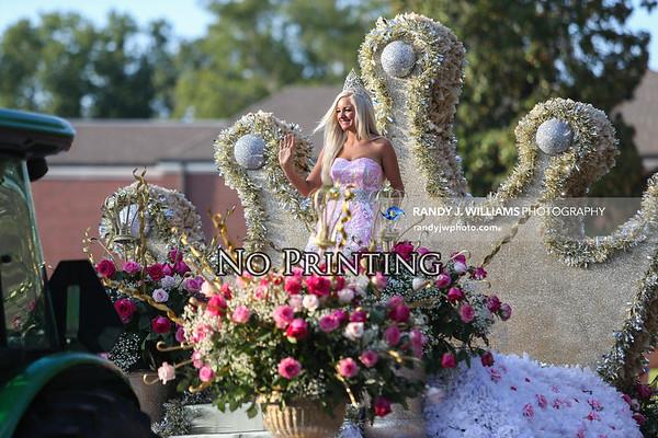 Corinth's Homecoming Parade