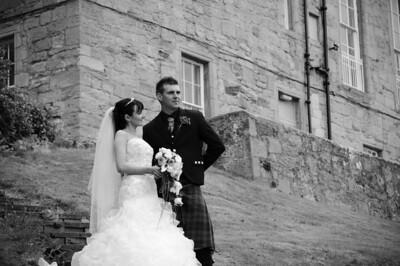 Claire & Mark Wedding