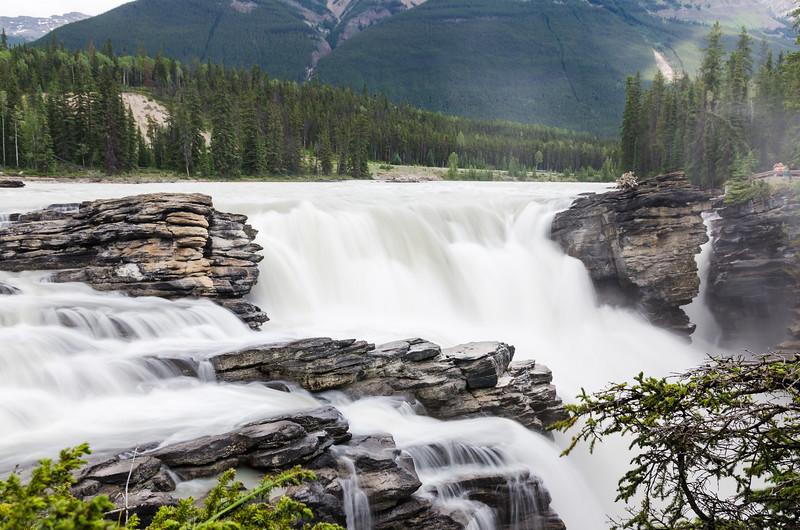 Athabasca Falls, Alberta