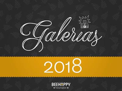 GALERIAS 2018