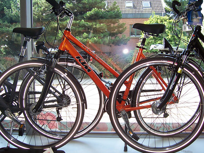 European Commuter Bicycles