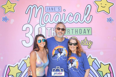 Jane's Magical 30th Birthday