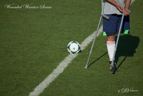 Wounded Warrior Soccer