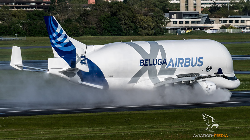 Airbus Transport International / Airbus A330-743L / F-WBXS