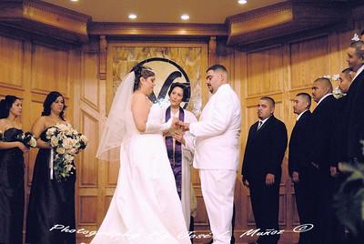 2008-10-11  Melissa & Angelo's Wedding