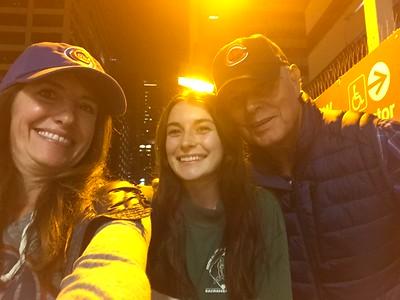 Lauren's Visit - October, 2015