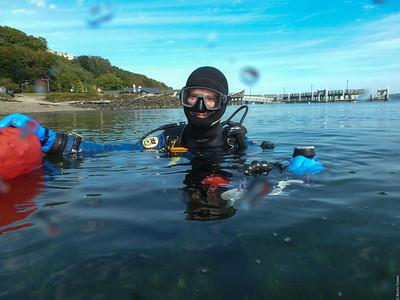Alki Cove 2 Dive