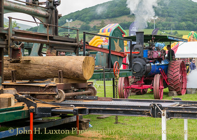 Abergavenny Steam, Veteran & Vintage Rally 2019