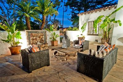 Work examples for Inn at Playa del rey