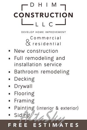 DHIM Construction