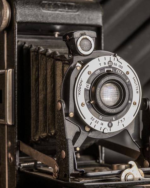 Vintage photo gear