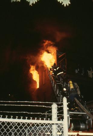 Harrison Ave, Roxbury 3rd Alarm 8/29/82