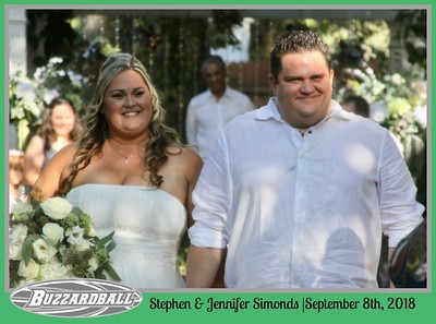 SEPTEMBER 8TH, 2018 | Stephen and Jennifer Simonds