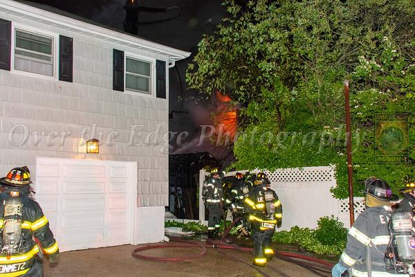 East Meadow House Fire 05/06/2021