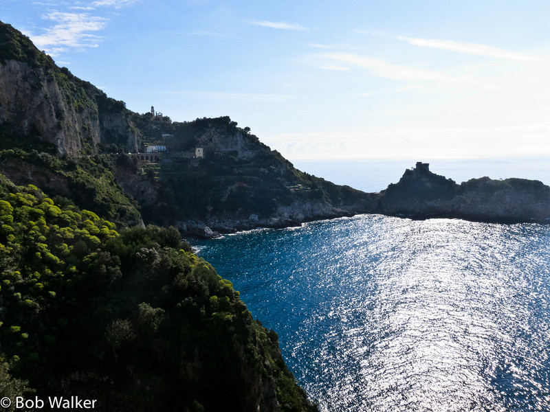 After spending our first day in Amalfi city, we had a driver take us around to other parts of the Amalfi Coast. Fantastic scenic spots everywhere you look!
